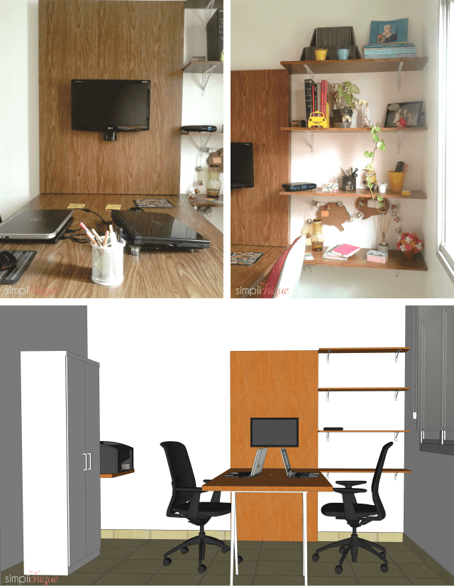 como montar home office 08