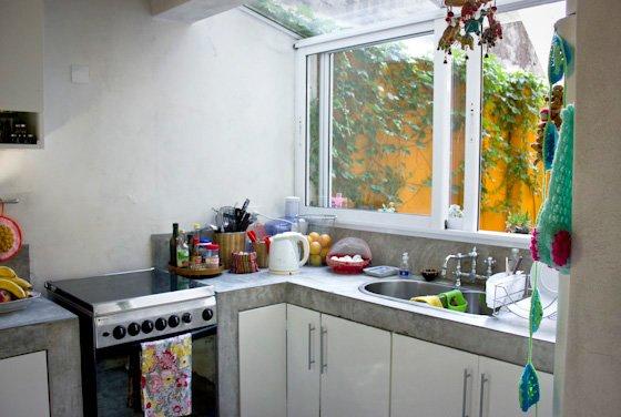 Como montar uma cozinha sem gastar muito # Kit Cozinha Simples
