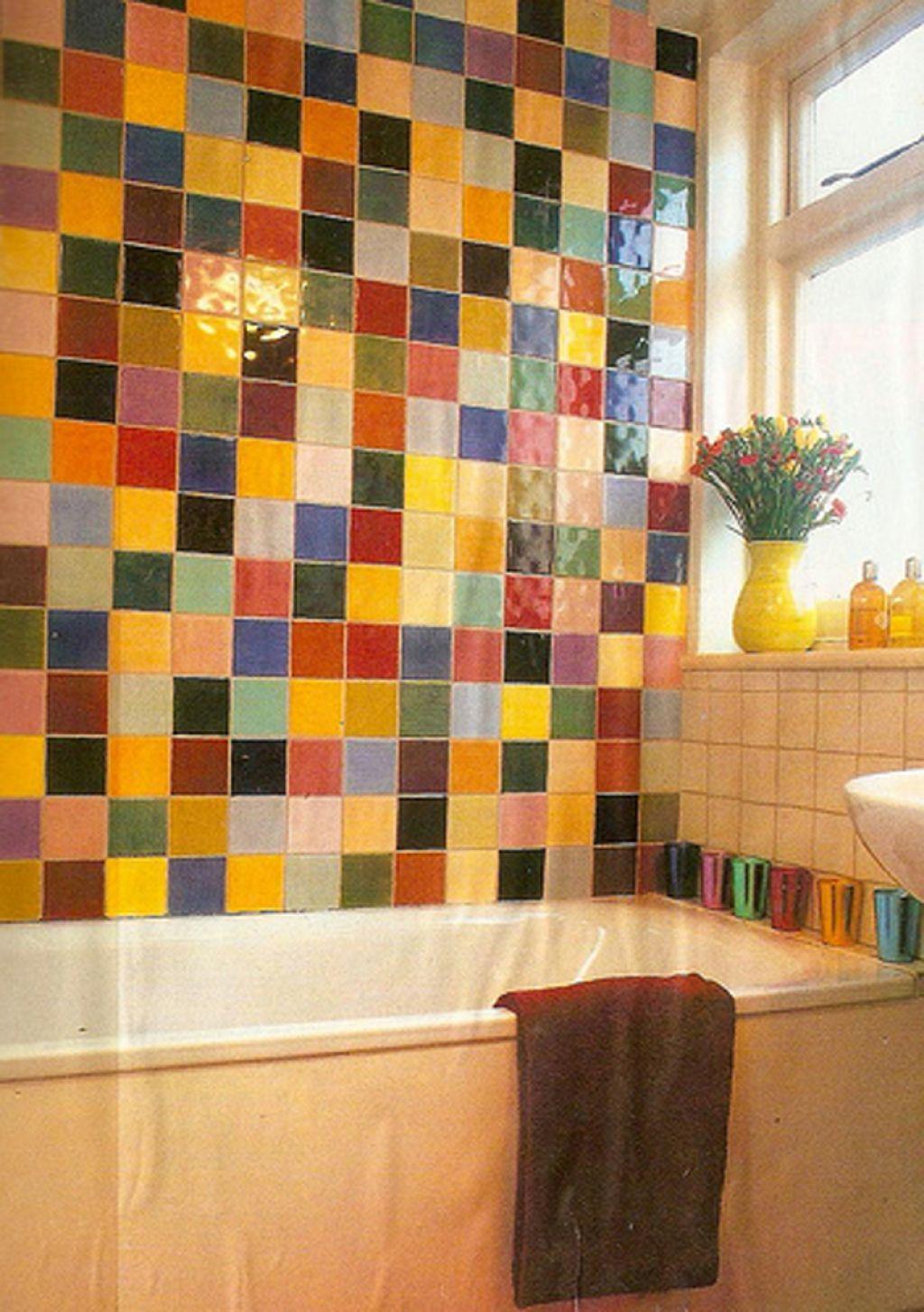 banheiros coloridos 12
