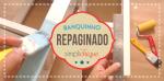 {DIY} Banquinho Dip dye