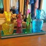 Garrafas decorativas dando um charme na sua casa