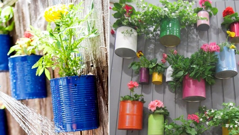6 ideias de jardins verticais baratos e bonitos Simplichique