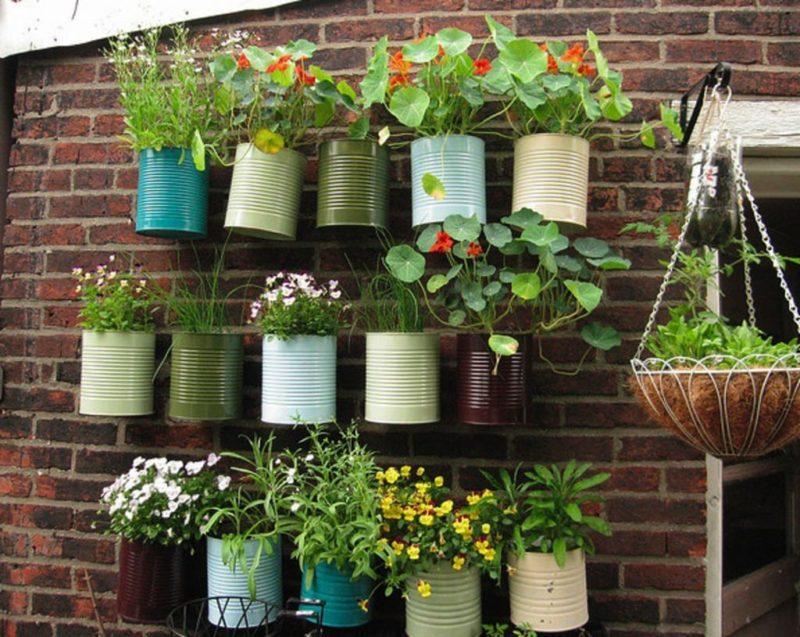 ideias de jardins verticais baratos e bonitos Simplichique #237875 1024x815