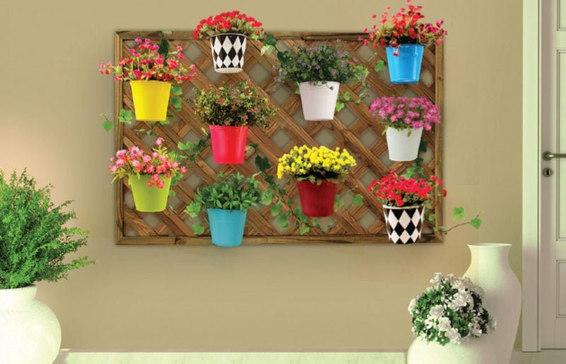 ... Decora Fotos Genuardis Portal on Pinterest # ideias de jardim vertical