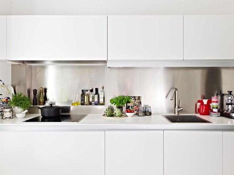 #AF1C22 Cozinhas: descubra qual tendência é a sua cara Simplichique 1024x768 px Projeto Cozinha Branca_4110 Imagens