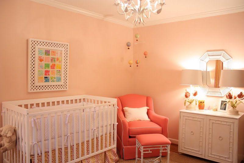 As melhores cores para o quarto do seu bebê Simplichique ~ As Melhores Cores Para Quarto