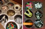 Como decorar e organizar reutilizando formas de cupcake