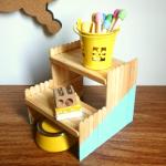 4 projetos DIY com palito de picolé