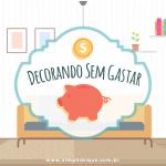 5 maneiras de decorar a casa sem gastar nada