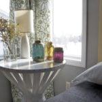 Faça Você Mesmo: Mesa lateral com tubo de papelão