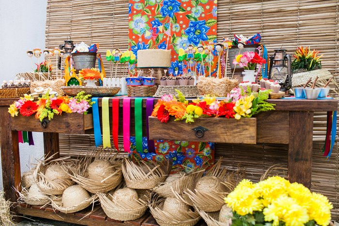 Inspira es diy para decora o de festa junina simplichique for Setas para decorar