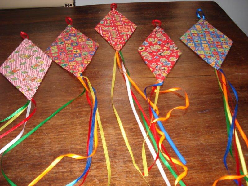 Enfeite De Balão ~ Inspirações DIY para decoraç u00e3o de festa junina Simplichique