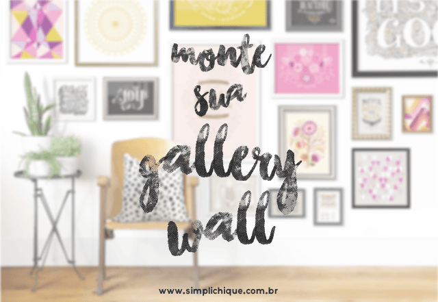 gallery wall cabeçalho