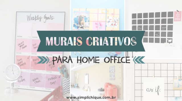 mural painel home office cabeçalho