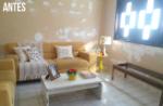 Antes e Depois: Sala de estar da leitora Eliane Peixoto