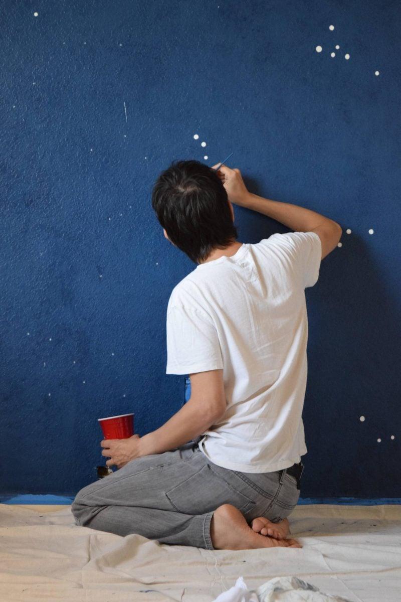 diy pintura de parede 08