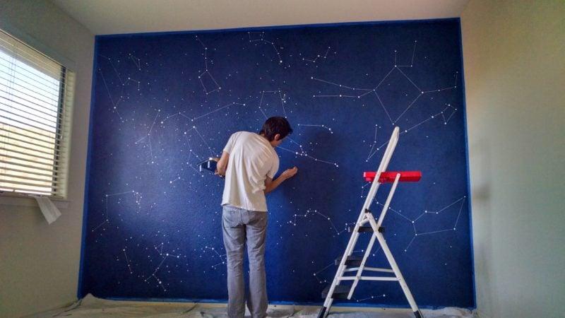 diy pintura de parede 11