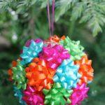 4 enfeites DIY para pendurar na sua árvore de Natal