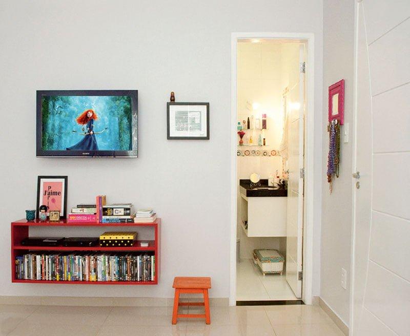 Dicas práticas para decorar quartos pequenos Simplichique ~ Quarto Sempre Organizado