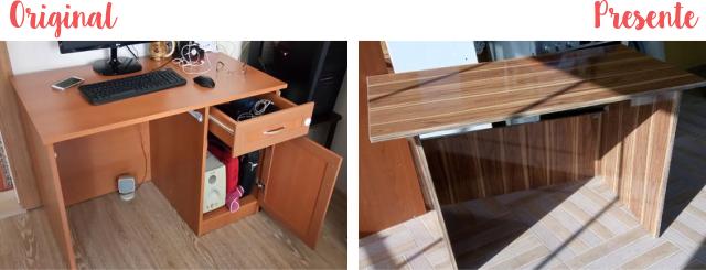 móvel antes e depois
