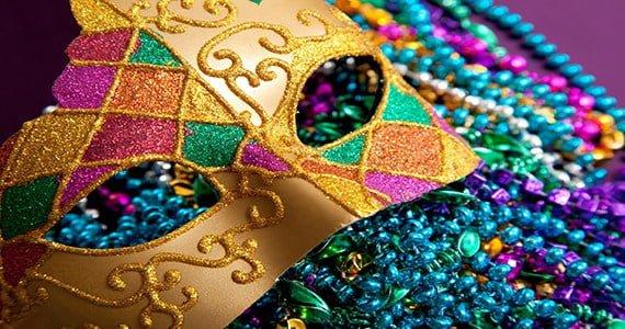 decoração de carnaval