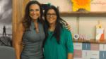Simplichique no programa Vida Melhor, com Cláudia Tenório