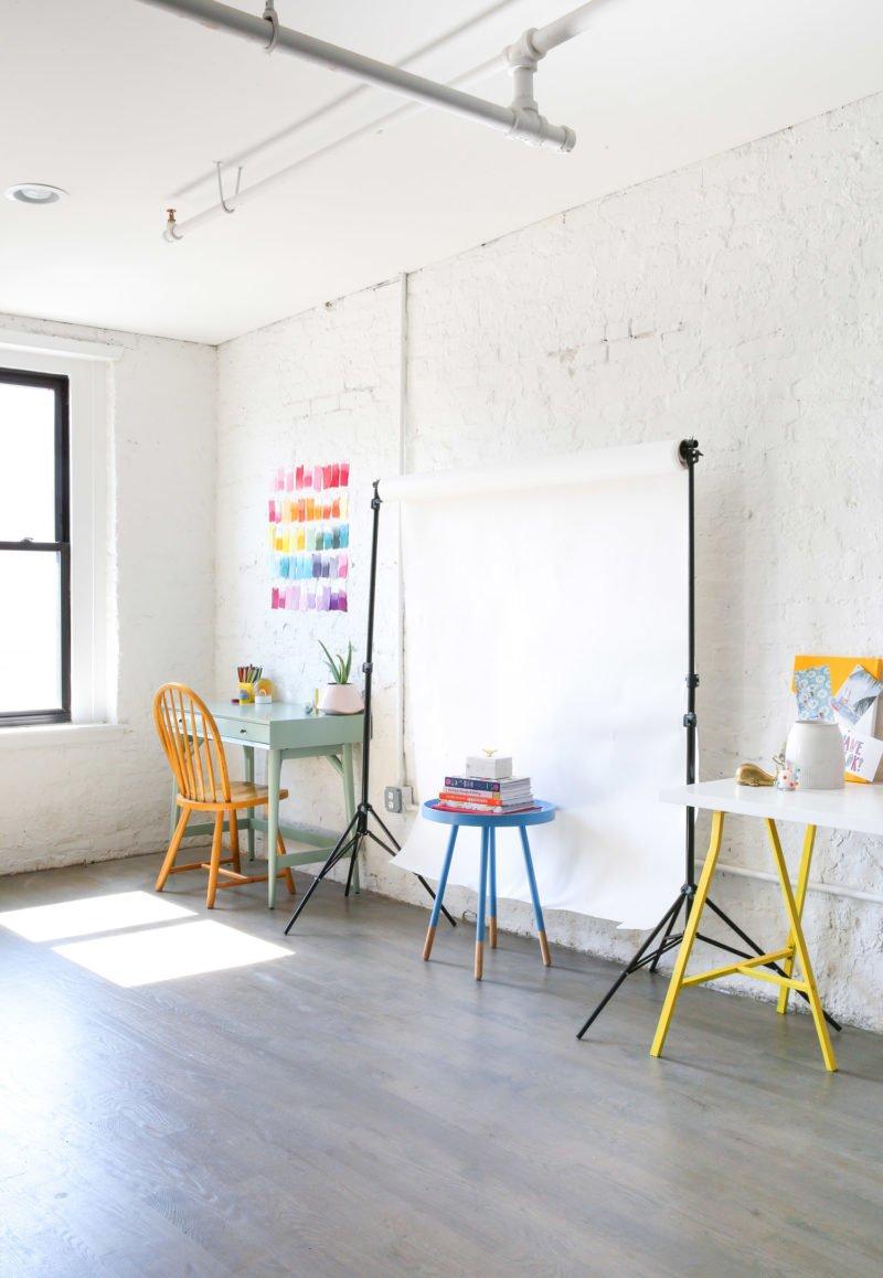 estúdio diy