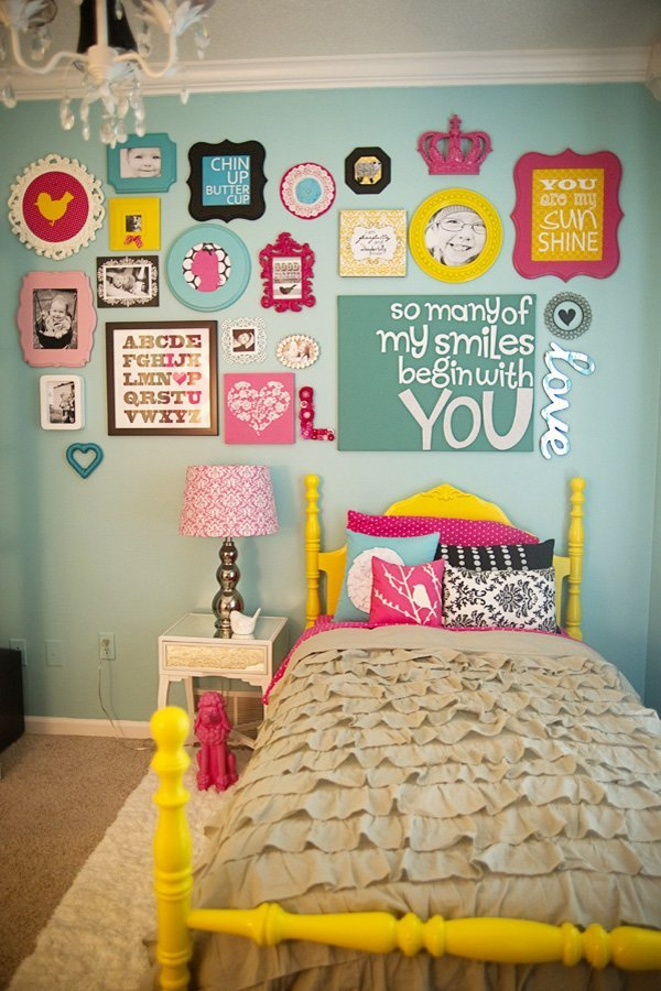 quarto de menina f