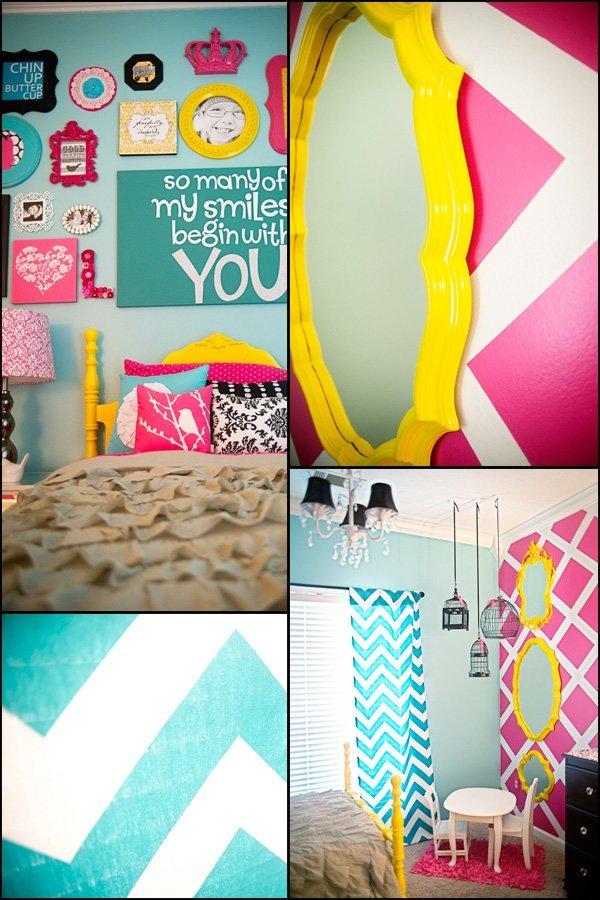 quarto de menina p