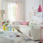 Decore seu apartamento com tons pastel