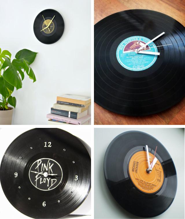 discos de vinil decoração 3