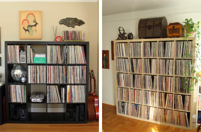 discos de vinil decoração 9