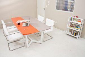 Ambiente de trabalho mais colorido