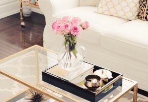 Mesa de centro: dicas para decorar