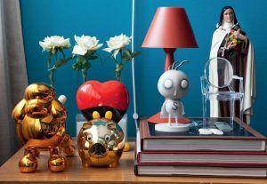 Toy Art na decoração