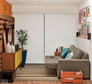 Dicas para decorar salas pequenas