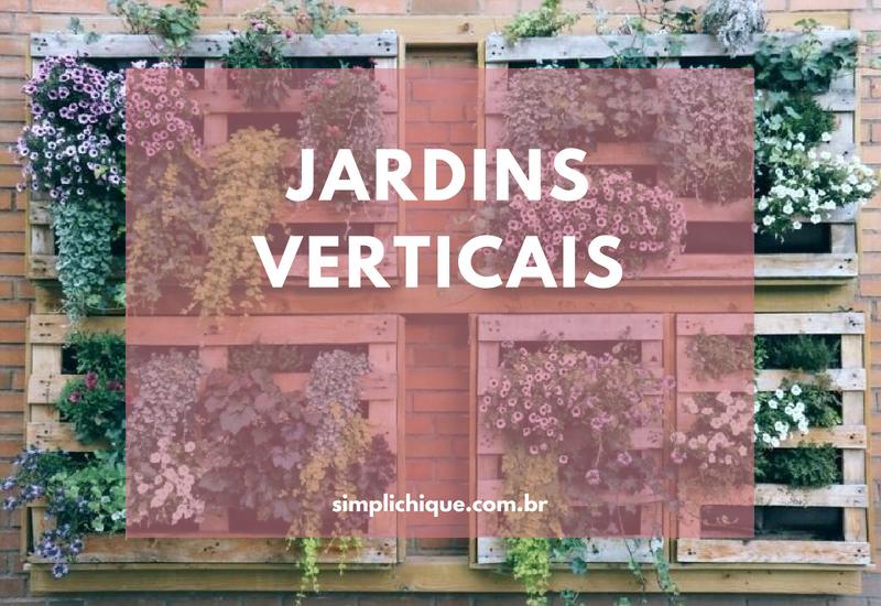 Jardins verticais: 6 ideias baratas e bonitas