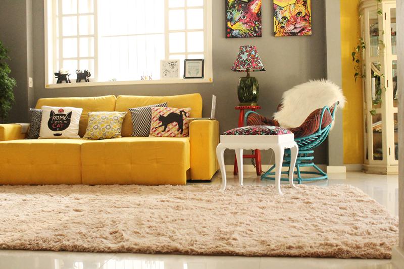 sofá amarelo 14