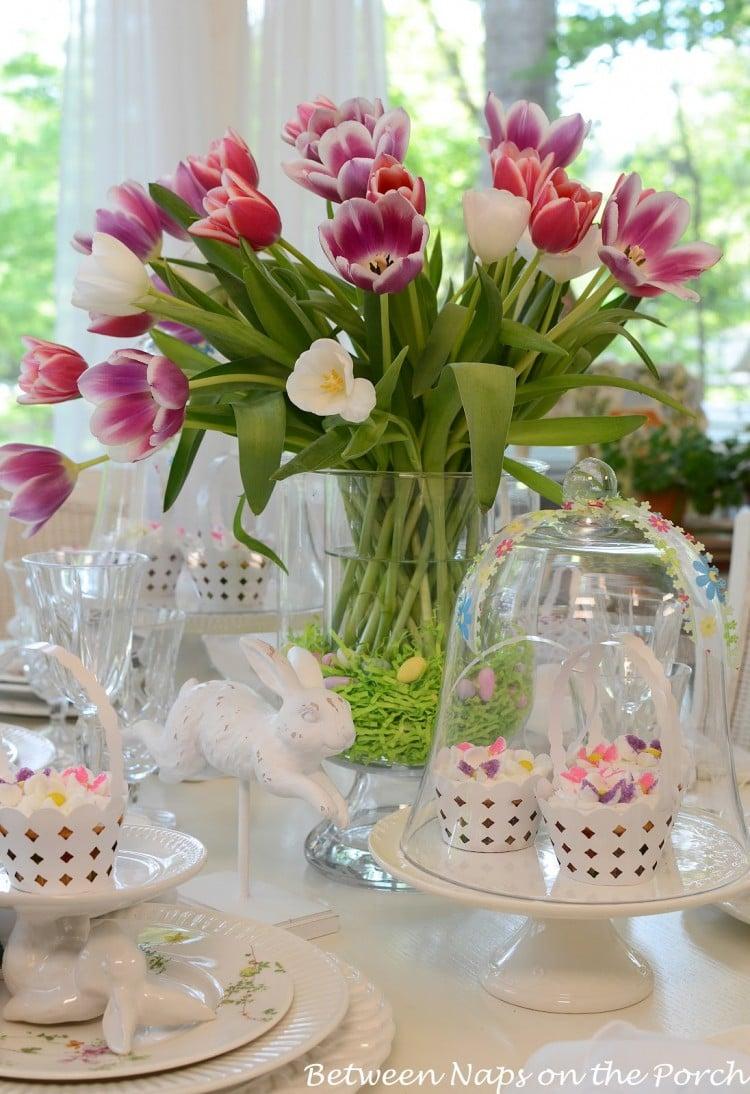 decoração de mesa páscoa 14