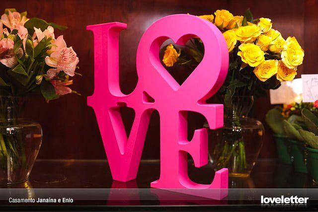 Declare seu amor com todas as letras