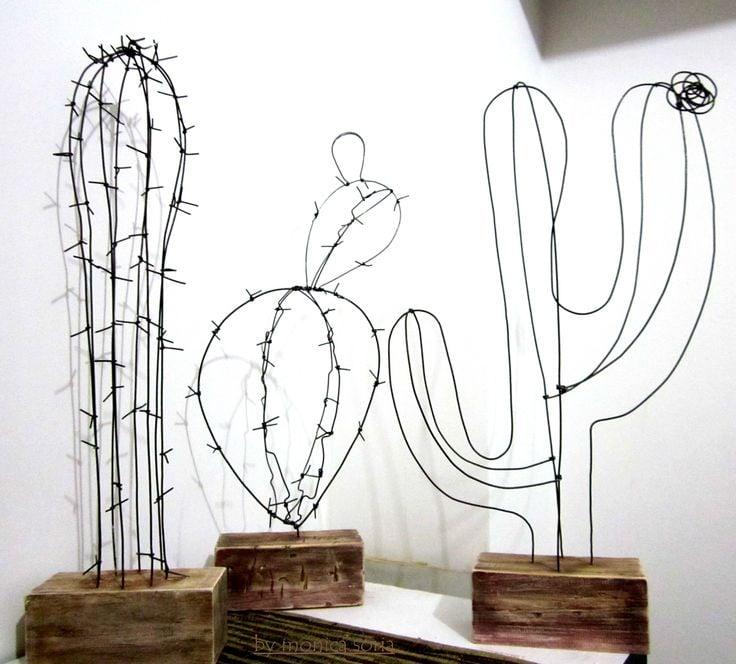 cactus na decoração 10