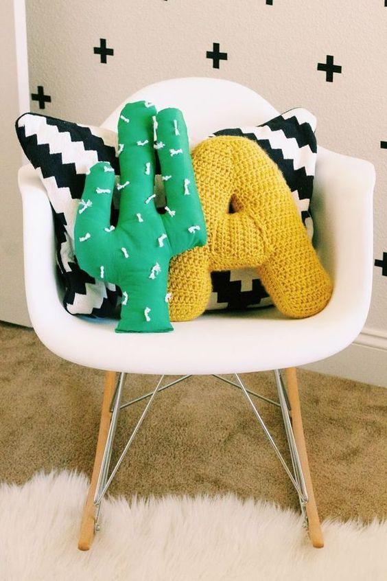 cactus na decoração 46