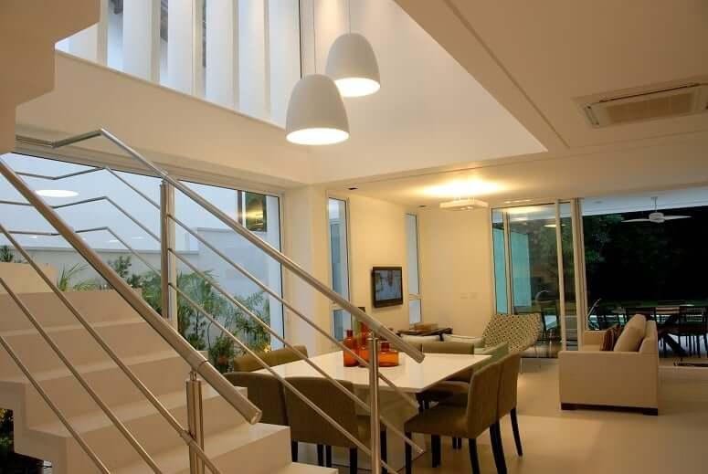 As vantagens de usar lâmpada de LED na decoração da casa