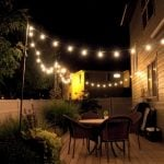 8 ideias de luminárias DIY para área externa