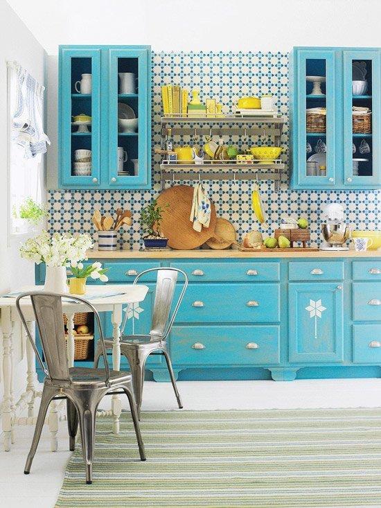 armário de cozinha colorido 03