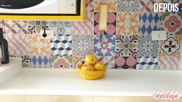 casa arrumada cozinha depois simplichique