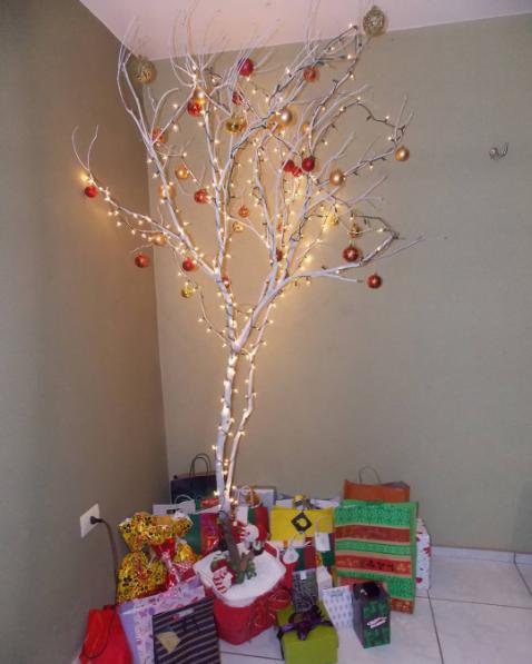 decoração de Natal instagram 06