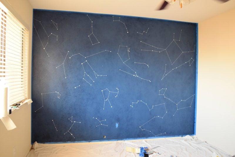 diy pintura de parede 10