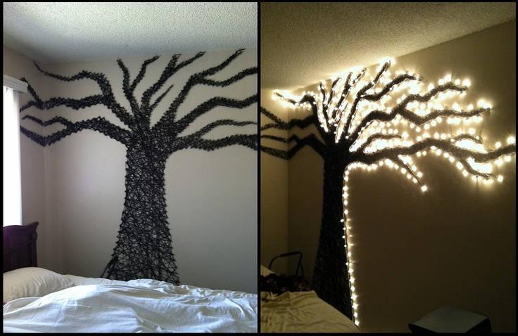String art dicas e ideias para decorar suas paredes