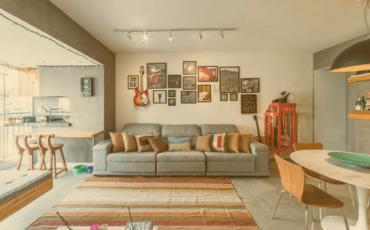 Use pôsteres e arrase na decoração de sua casa